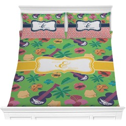 Luau Party Comforter Set (Personalized)