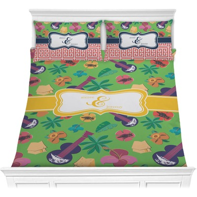 Luau Party Comforters (Personalized)