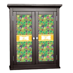 Luau Party Cabinet Decal - Custom Size (Personalized)