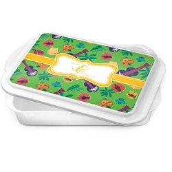 Luau Party Cake Pan (Personalized)