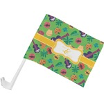 Luau Party Car Flag (Personalized)