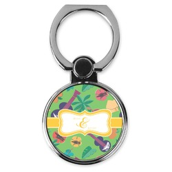 Luau Party Cell Phone Ring Stand & Holder (Personalized)