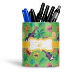 Luau Party Ceramic Pen Holder