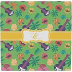 Luau Party Ceramic Tile Hot Pad (Personalized)