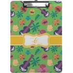 Luau Party Clipboard (Personalized)