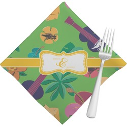 Luau Party Napkins (Set of 4) (Personalized)