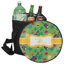 Luau Party Collapsible Cooler & Seat (Personalized)