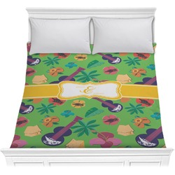 Luau Party Comforter (Personalized)