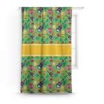 Luau Party Curtain (Personalized)