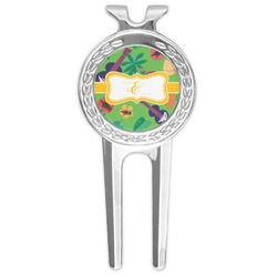 Luau Party Golf Divot Tool & Ball Marker (Personalized)