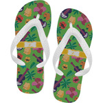Luau Party Flip Flops (Personalized)