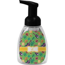 Luau Party Foam Soap Dispenser (Personalized)