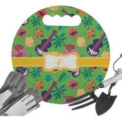 Luau Party Gardening Knee Cushion (Personalized)