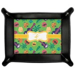 Luau Party Genuine Leather Valet Tray (Personalized)