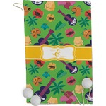 Luau Party Golf Towel - Full Print (Personalized)