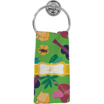Luau Party Hand Towel - Full Print (Personalized)