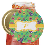 Luau Party Jar Opener (Personalized)