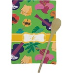 Luau Party Kitchen Towel - Full Print (Personalized)