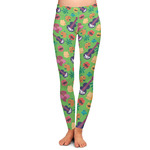 Luau Party Ladies Leggings (Personalized)