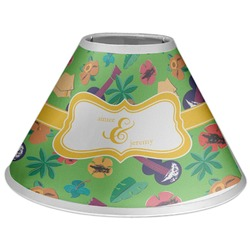 Luau Party Coolie Lamp Shade (Personalized)