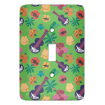 Luau Party Light Switch Covers (Personalized)