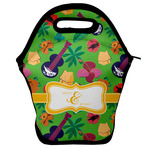 Luau Party Lunch Bag w/ Couple's Names