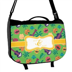 Luau Party Messenger Bag (Personalized)