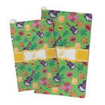 Luau Party Microfiber Golf Towel (Personalized)