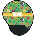 Luau Party Mouse Pad with Wrist Support