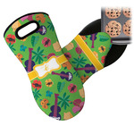 Luau Party Neoprene Oven Mitt (Personalized)