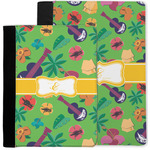 Luau Party Notebook Padfolio w/ Couple's Names