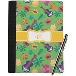 Luau Party Notebook Padfolio (Personalized)