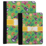 Luau Party Padfolio Clipboard (Personalized)