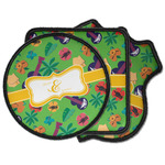 Luau Party Iron on Patches (Personalized)