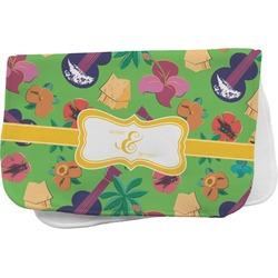 Luau Party Burp Cloth (Personalized)