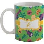 Luau Party Coffee Mug (Personalized)