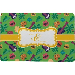 Luau Party Comfort Mat (Personalized)