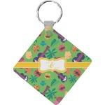 Luau Party Diamond Key Chain (Personalized)