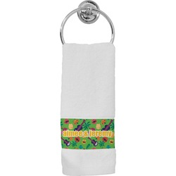 Luau Party Hand Towel (Personalized)