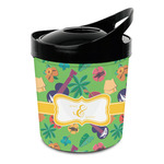Luau Party Plastic Ice Bucket (Personalized)