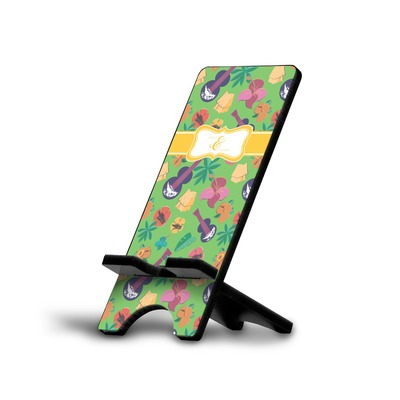 Luau Party Cell Phone Stands (Personalized)