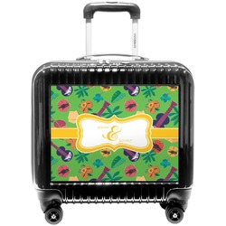 Luau Party Pilot / Flight Suitcase (Personalized)