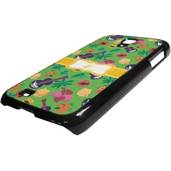 Luau Party Plastic Samsung Galaxy 4 Phone Case (Personalized)