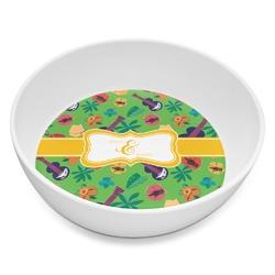 Luau Party Melamine Bowl - 8 oz (Personalized)