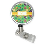 Luau Party Retractable Badge Reel (Personalized)
