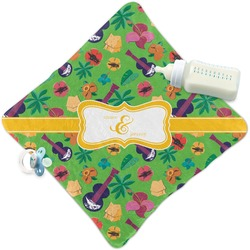 Luau Party Security Blanket (Personalized)