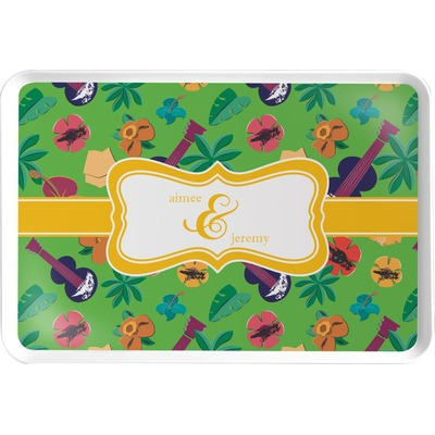 Luau Party Serving Tray (Personalized)