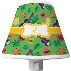 Luau Party Shade Night Light (Personalized)