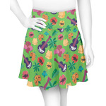 Luau Party Skater Skirt (Personalized)