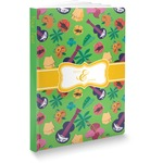Luau Party Softbound Notebook (Personalized)